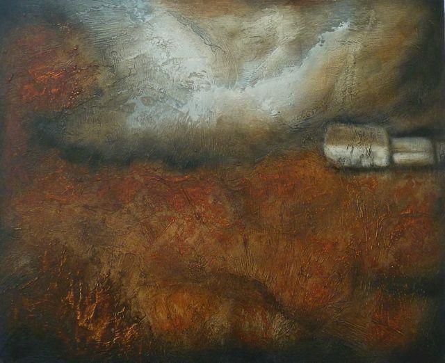 Storm by Rikki van den Berg
