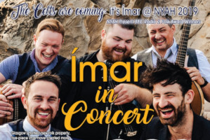 ímar in concert