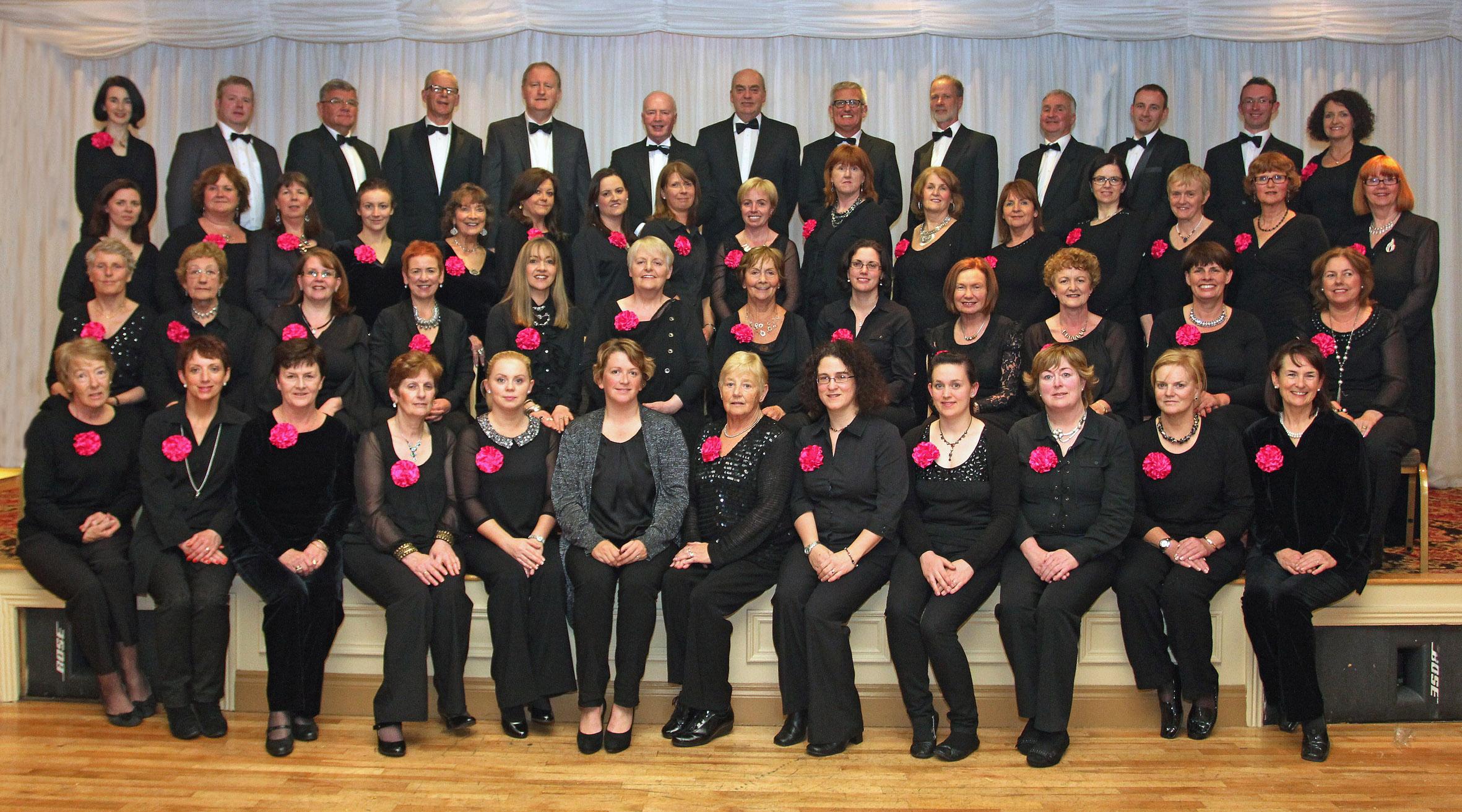Cavan Singers Free Rehearsal Tuesday 6 October