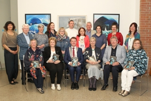 Launch of the 11 Anthology Windows Publication