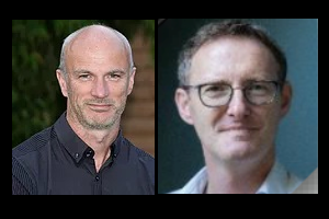 Literary Fiction Event with Anthony J. Quinn and Neil Hegarty