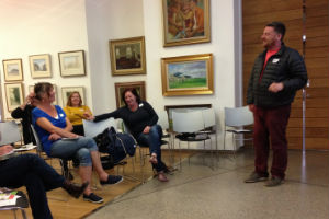 Cavan Artists Exchange Sessions