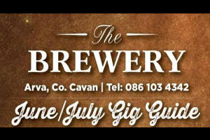 The Brewery Arva Gig Guide