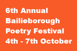 6th Annual Bailieborough Poetry Festival
