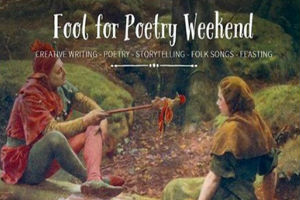 Be a FOOL FOR POETRY