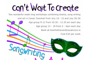 Can't Wait to Create Workshops