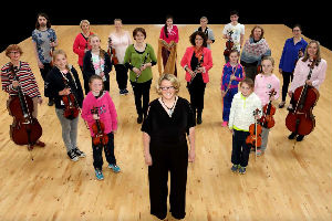 Cavan Sinfonia Premiere new work by Elaine Agnew at Ramor Theatre