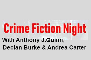 Crime Fiction Night