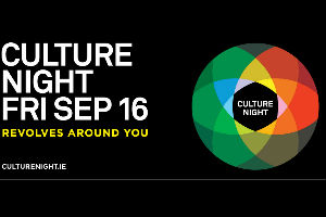 Culture Night 16 September 2016