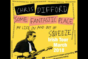 Squeeze frontman Chris Difford