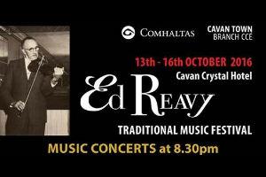 Ed Reavy Festival 2016