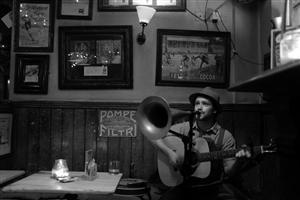 Café Sessions present: Felix Sonnyboy Wilson + Special guests: JJ Jupiter