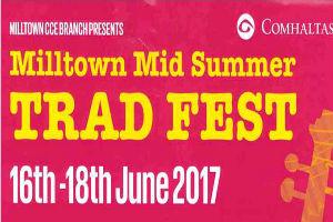 Milltown Trad - Festival 2017