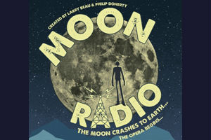 Moon Radio in Townhall Arts and Cultural Centre