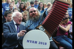 NYAH Traditional Irish Music Festival