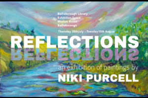 Nikki Purcell Exhibition