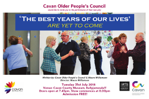 Cavan Older People's Council Exhibition and Play