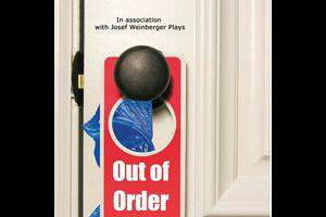 Sliabh Glah Players present 'Out of Order' by Ray Cooney