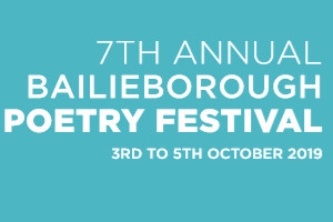 Bailieborough 7th Annual Poetry Festival
