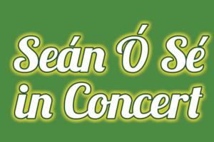 Seán Ó Sé in Concert