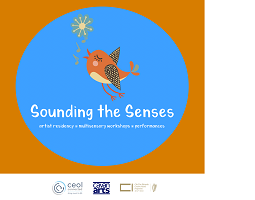 Sounding the Senses Ceol Connected Residency