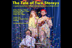 The Tale of two Storeys by Ashleigh Dorrell