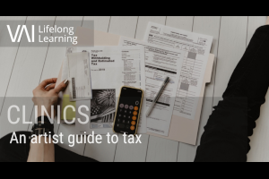 Clinic :An artist guide to tax (Co. Cavan based artists only)