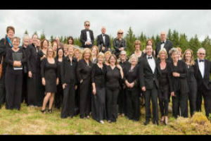 "Cavan County Choir Professional Recording of ""Testament"" ."