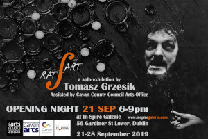 Rat F Art an exhibition by Tomasz Grzesik