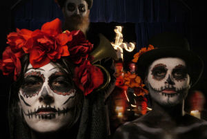 'The Festival of the Dead: The Last Waltz' - Townhall Cavan Arts Space opening weekend!