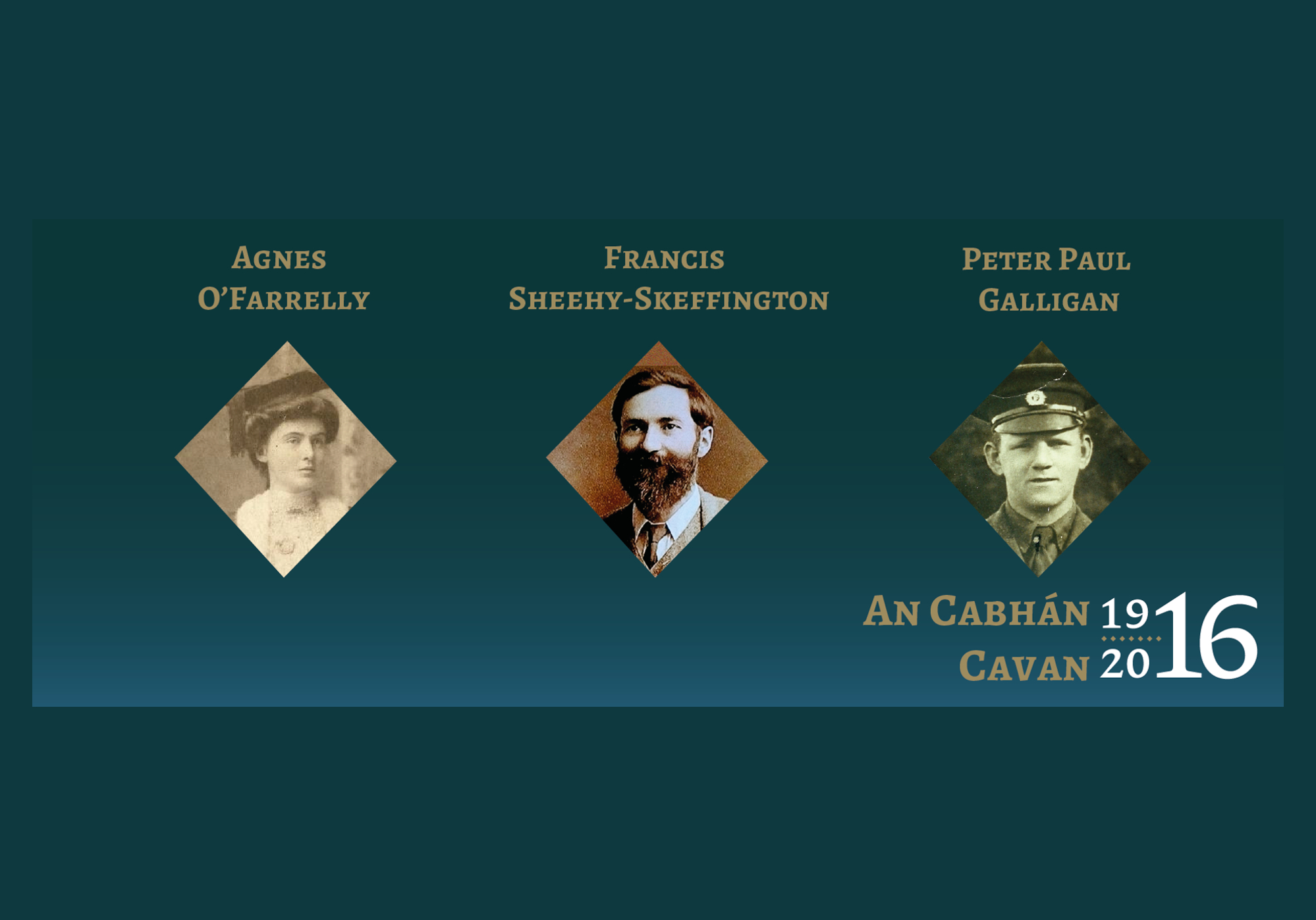 Birth of a Nation: Cavan Remembers 1916
