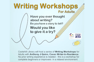 Adults Writing Workshops for Beginners and Improvers