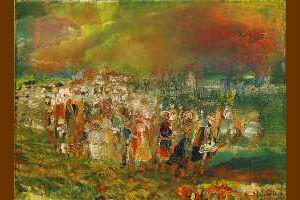 Celebrated Cavan Painter Michael Cullivan to exhibit work