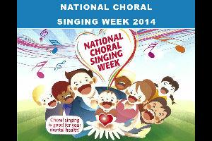 National Choral Singing Week 2014 - October 5th-12th