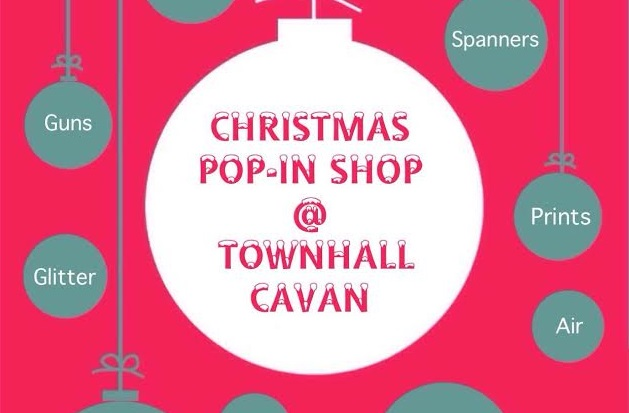 Townhall Cavan Christmas Art Pop-In Shop