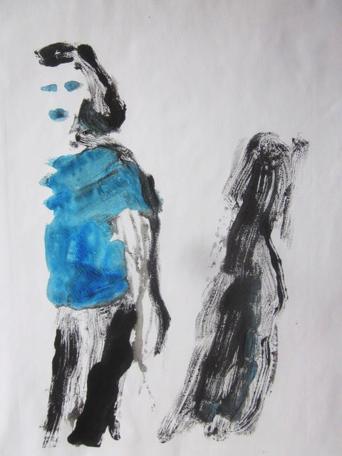 Figure and Shadow