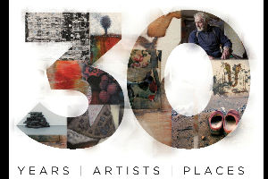 30 YEARS, ARTISTS, PLACES  - Major Touring Irish Art Exhibition