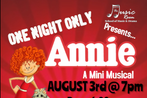 Annie, A Mini Musical