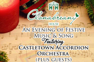 Castletown Accordion Orchestra at Clonabreany House
