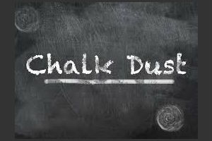 Chalk Dust by Noel Monahan