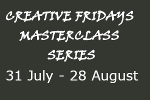 Creative Fridays Masterclass Series