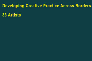 Developing Creative Practice Across Borders