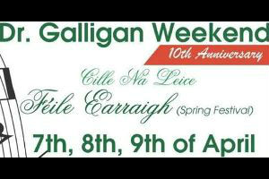 Dr Galligan Festival Weekend is postponed