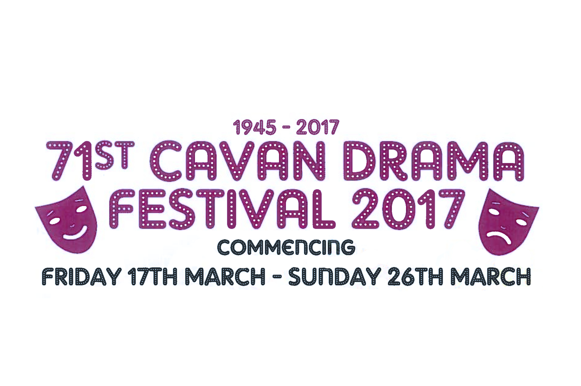 Cavan Drama Festival 2017
