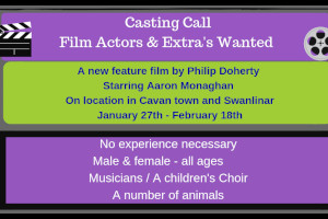 Extras Wanted