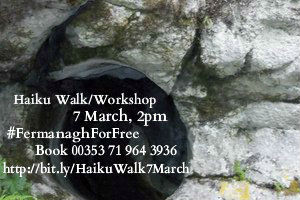 Fermanagh for Free Weekend Haiku Poetry Walk