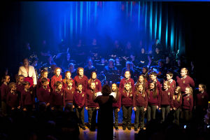 Killygarry National School Choir on Lyric FM