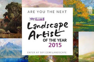 Landscape Artist of the Year 2015
