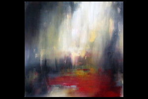 At the Edge of the Shadow: Solo Exhibition of New Paintings by Derek Fitzpatrick at The Duke Street Gallery