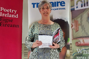 Cavan Poet wins Trocaire and Poetry Ireland Poetry Competition 2016